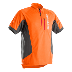 Small Husqvarna Work T-Shirt Short Sleeve, Technical