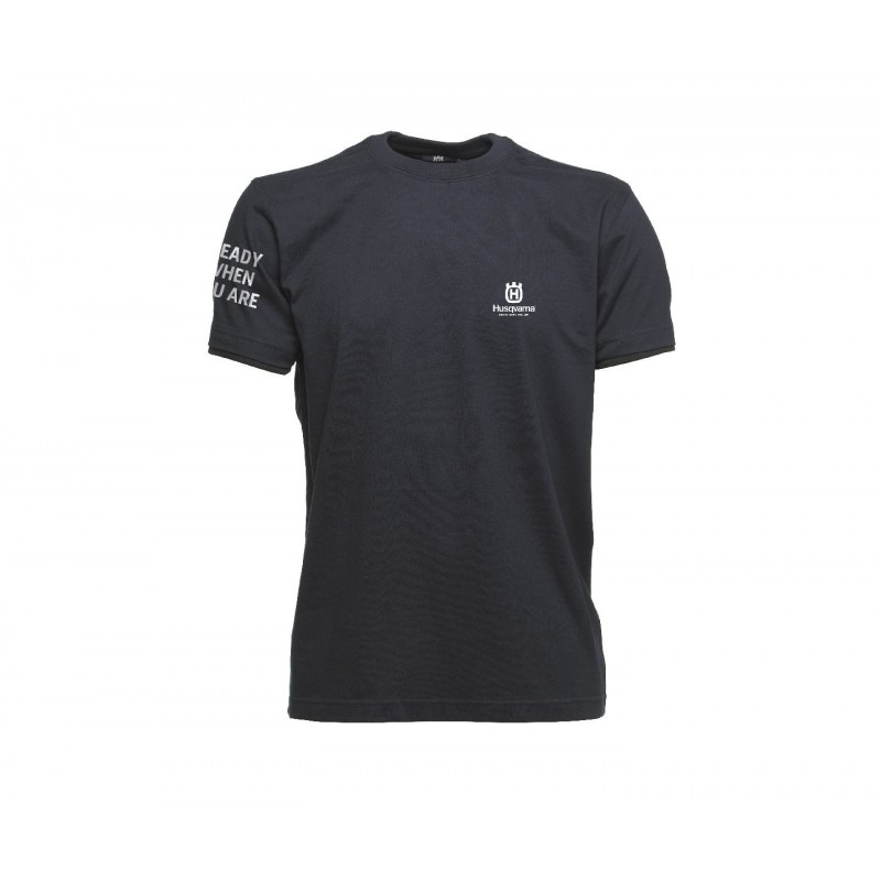 Unisex Small Husqvarna T-Shirt