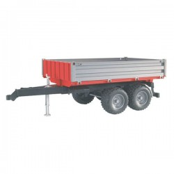 Bruder Tipping Trailer Toy