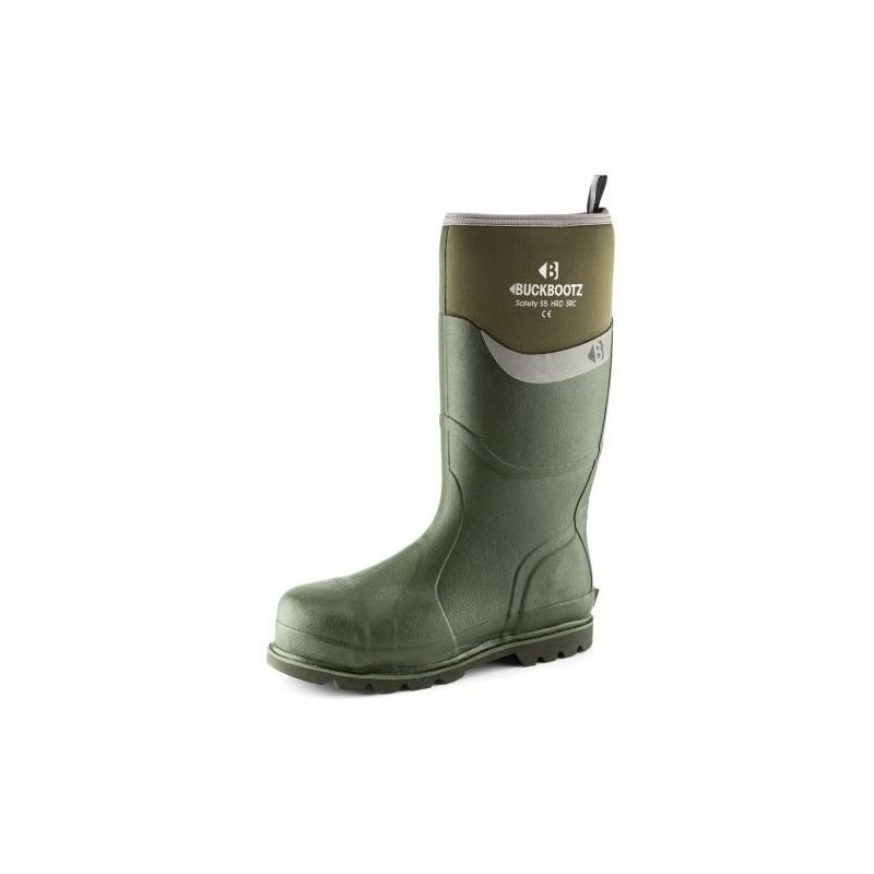 be772f87c6c Buckler BBZ6000GR S5 Safety Wellington Boots