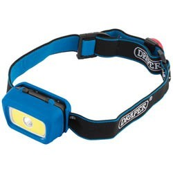 CREE AND COB LED HEAD LAMP...