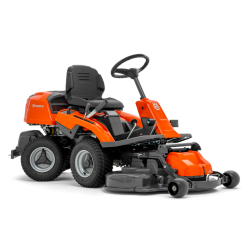 Husqvarna R 216T AWD Rider With FOC Deck