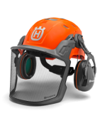 Husqvarna Head, Face & Ear Protection PPE