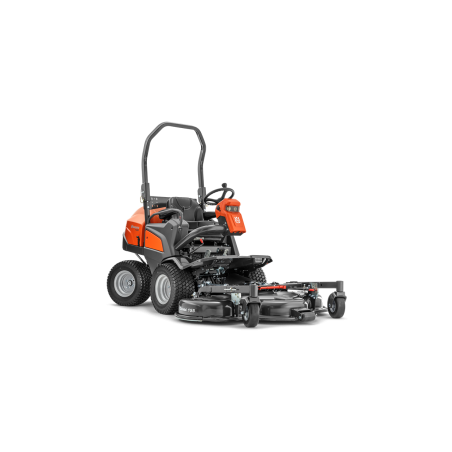 Husqvarna Commercial-Front Mowers